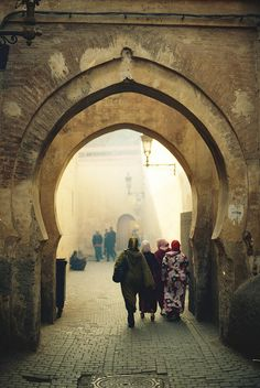 Morocco. Photo by edwin.quast