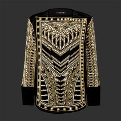 Classic French couture meets urban chic #HMBalmaination