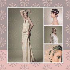Ispirazione anni 40....minimal Alessandro Tosetti www.tosettisposa.it Www.alessandrotosetti.com #abitidasposa #wedding #weddingdress #tosetti #tosettisposa #nozze #bride #alessandrotosetti