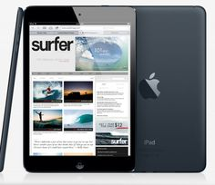 Apple iPad Mini.... wouldn't mind one of these