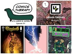 Episode 53! http://www.comicstherapy.com/2014/08/episode-53-on-streets-alternate-title.html