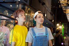 NCT Mark & Donghyuck
