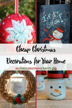 369 Best Christmas Home Decor Images In 2019 Christmas
