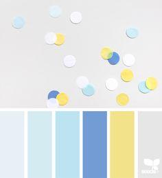 Explore Design Seeds color palettes by collection. Color Schemes Colour Palettes, Blue Colour Palette, Summer Color Palettes, Periwinkle Color, Color Combinations, Design Seeds, Pantone Azul, Palette Design, Color Collage