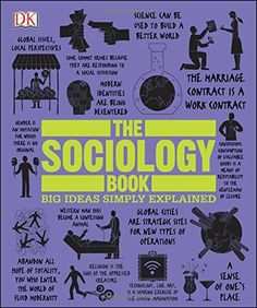 THE SOCIOLOGY BOOK : 17 dollar