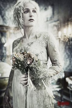 Great Expectations Gillian Anderson as Miss Havisham