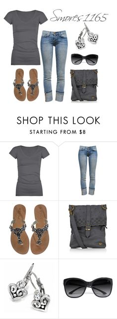 """Simple"" by smores1165 ❤ liked on Polyvore featuring Full Tilt, Current/Elliott, Mystique, Oasis, GUESS by Marciano, women's clothing, women, female, woman and misses"