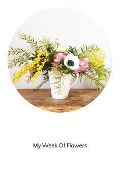 My Week Of Flowers Emily Quinton Botanicals http://www.makelight.io