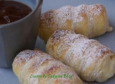 Cannoncini fragranti alla Crema & Cioccolata calda