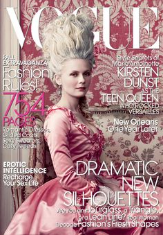 Marie Antoinette – Photos – Vogue#9