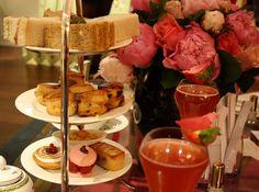 Afternoon tea at Sofitel St James with Penhaligon's