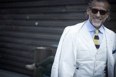 In pictures: 20 most dapper men at Pitti Uomo | The National