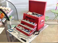 Tool Box Cake   by Angel Contreras                                                                                                                                                                                 More