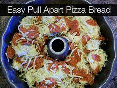 Easy Pull Apart Pizza Bread   STOCKPILING MOMS™