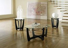 Lowest price online on all Steve Silver Company Matinee 3 Piece Coffee Table Set - Living Room Table Sets, My Living Room, Dining Table, Dining Room, Glass Table Set, Steve Silver Furniture, 3 Piece Coffee Table Set, Coffee Tables, Coffee Table Dimensions