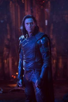 Infinity War - Loki