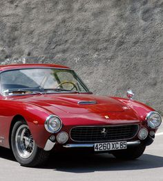 Ferrari 250 GT Berlinetta lusso - 1962 Maintenance/restoration of old/vintage vehicles: the material for new cogs/casters/gears/pads could be cast polyamide which I (Cast polyamide) can produce. My contact: tatjana.alic@windowslive.com
