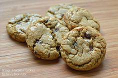 Barbara's Backstube: Orange Chocolate Cookies