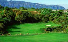 Hole #15 - Prince Course at Princeville Golf Club Visit: www.princeville.com