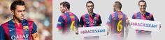 Xavi last match at FCBarcelona, photos and videos record history. Goodbye Xavi