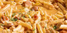 Cooking Jambalaya Pasta Video – Jambalaya Pasta  Recipe How To Video
