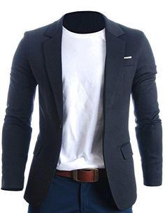 FLATSEVEN Mens Slim Fit Casual Premium Blazer Jacket (BJ102) Black, Boys L FLATSEVEN http://www.amazon.co.uk/dp/B00AOGX63S/ref=cm_sw_r_pi_dp_cadavb1QT2CGV