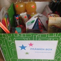 """Reward system that ALWAYS works . - Why does this system work so well? Through the """"reward box""""! Diy Crafts To Do, Au Pair, Reward System, Baby Kind, Mom Blogs, Kids And Parenting, Diy For Kids, Learning, Children"""