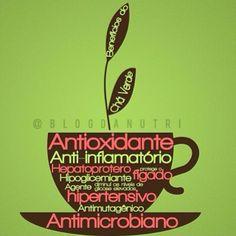 Chá verde #blogdanutri