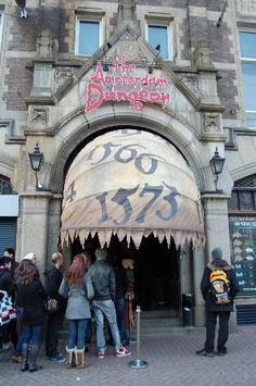 Amsterdam dungeon visited in Jan 2019 Amsterdam Trip, Eurotrip, Online Tickets, Travel With Kids, Places Ive Been, Trip Advisor, Holland, Taj Mahal, To Go