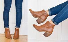 Na semana passada falamos um pouco de como usar a famosa bota Over The Knee (veja aqui) e como eu sei que muitas meninas não gostam desse modelo de bota de cano super alto, achei que seria bacana fazer o mesmo formato de post, porém com dicas de looks para usar a bota de cano …