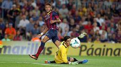 50 partidos de Neymar con el Barça | FC Barcelona