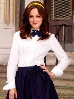 Which Gossip Girl Character Are You? BLAIR! Finally :)
