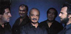 Quinteto Nuevo Tango: Malvicino,Cabarcos,Piazzolla,Suarez Paz y Ziegler