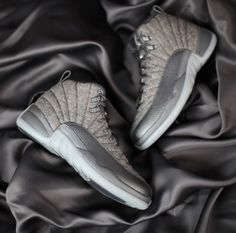 The Air Jordan 12 Wool Drops This Weekend