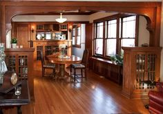 Rehab Addict Nicole Curtis Dining Room Makeover After