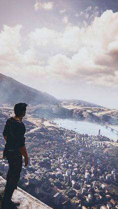 Uncharted Series, Nathan Drake, Epic Photos, Tumblr Wallpaper, Resident Evil, Dc Universe, Best Games, Game Art, Videogames