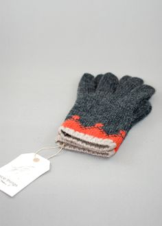 Nice Things - Gloves - Lily And The Lady, Online Boetiek