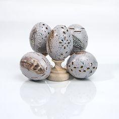 Moje jajeczka, z których jestem chyba najbardziej dumna :))