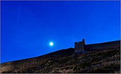 Marvão and moon