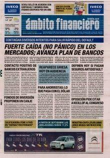OpinionPublicaSantafesina(ops): diarios nacionales 1 de agosto
