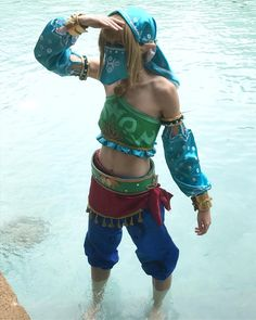 Nohrian Scum media / Link gerudo vai cosplay by xxfruitcakexx    #BreathOfTheWild #NintendoSwitch