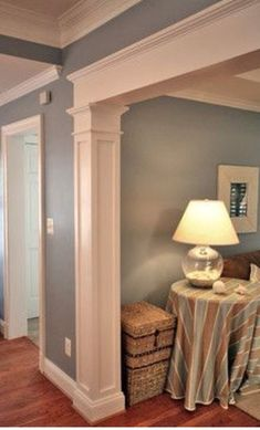 Baseboard styles modern with base molding ideas. Baseboard is the trim that goes along the wall bottom beside the flooring. Different baseboard styles. Baseboard Styles, Baseboard Molding, Baseboards, Baseboard Ideas, Door Moulding, Wainscoting Ideas, Archway Molding, Traditional Family Rooms, Sweet Home