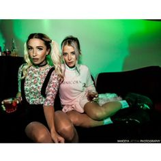 Rebecca & Fiona