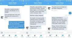 Denuncian en redes sociales a próximo funcionario de #MORENA http://ndf.mx/5r7  #OferTETA