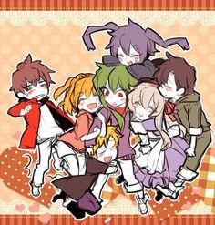 Kagerou Project, Project 3, Anime Fantasy, Summer Days, Kawaii, Fan Art, Actors, Manga, City