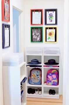 Whether you're getting sorted for back-to-school or need a reset in your busy year, this simple  homework station could be a game changer in your afternoons!