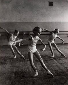 Bolshoi Ballet School, Moscow. 1964