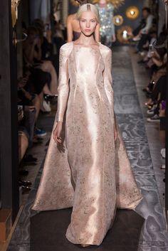 Sasha Luss for Valentino Fall/Winter 2013 Couture