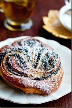 Poppy Seed Pastries by LettheBakingBeginBlog.com