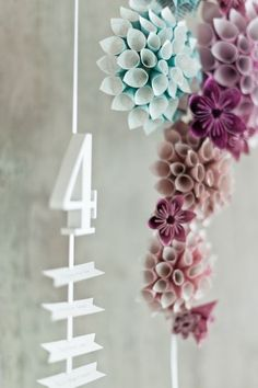 16 Origami Pieces to Buy or DIY for Your Home via Brit + Co